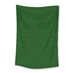 Texture Green Rush Easter Small Tapestry