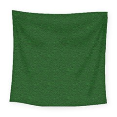 Texture Green Rush Easter Square Tapestry (Large)