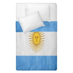 Argentina Texture Background Duvet Cover Double Side (single Size) by Simbadda