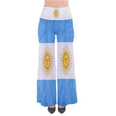 Argentina Texture Background Pants by Simbadda