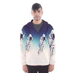 Astronaut Hooded Wind Breaker (men)