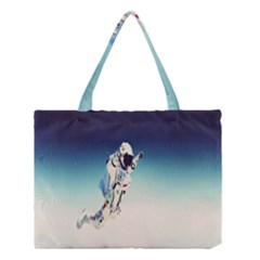 Astronaut Medium Tote Bag by Simbadda