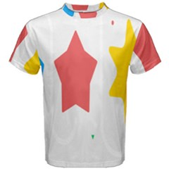 Evolution Jumsoft Star Men s Cotton Tee