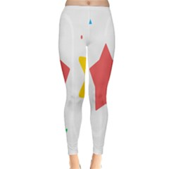 Evolution Jumsoft Star Classic Winter Leggings