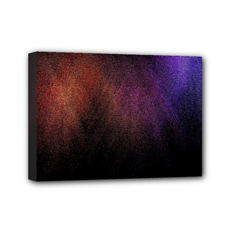 Point Light Luster Surface Mini Canvas 7  X 5  by Simbadda
