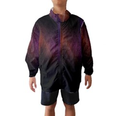 Point Light Luster Surface Wind Breaker (kids) by Simbadda