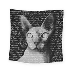 Sphynx Cat Square Tapestry (small)