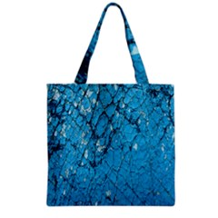 Surface Grunge Scratches Old Grocery Tote Bag by Simbadda