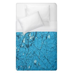 Surface Grunge Scratches Old Duvet Cover (single Size) by Simbadda
