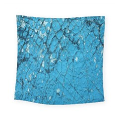 Surface Grunge Scratches Old Square Tapestry (small) by Simbadda
