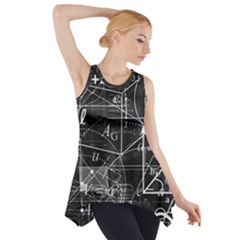 School Board  Side Drop Tank Tunic