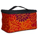 Floral pattern Cosmetic Storage Case View2