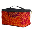 Floral pattern Cosmetic Storage Case View3
