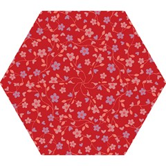 Floral pattern Mini Folding Umbrellas