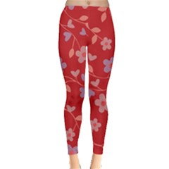 Floral pattern Leggings