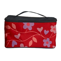 Floral pattern Cosmetic Storage Case