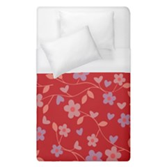 Floral pattern Duvet Cover (Single Size)