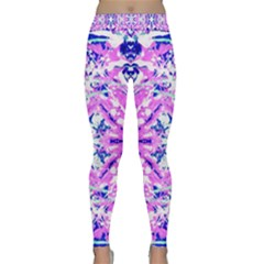 Bubblegum Dream Classic Yoga Leggings by AlmightyPsyche