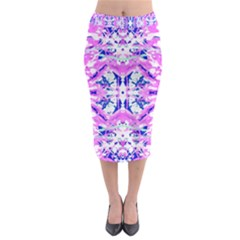 Bubblegum Dream Midi Pencil Skirt by AlmightyPsyche