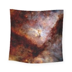 Carina Nebula Square Tapestry (small) by SpaceShop