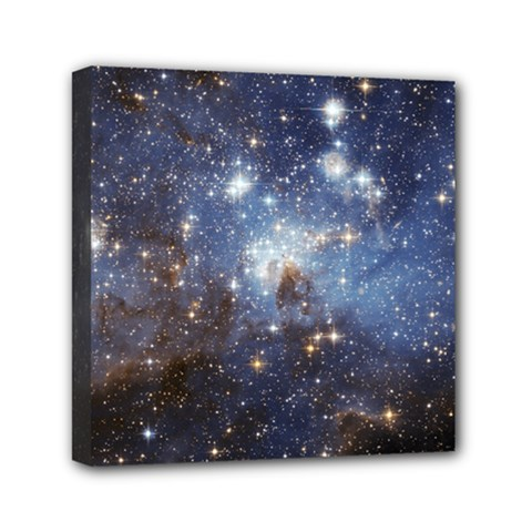 Large Magellanic Cloud Mini Canvas 6  X 6  by SpaceShop