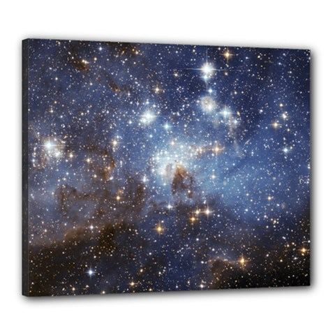 Large Magellanic Cloud Canvas 24  X 20  by SpaceShop
