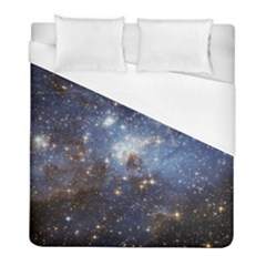 Large Magellanic Cloud Duvet Cover (full/ Double Size) by SpaceShop