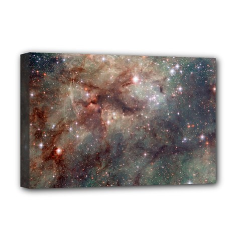 Tarantula Nebula Deluxe Canvas 18  X 12   by SpaceShop