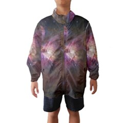 Orion Nebula Wind Breaker (kids) by SpaceShop