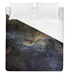 Propeller Nebula Duvet Cover (queen Size) by SpaceShop