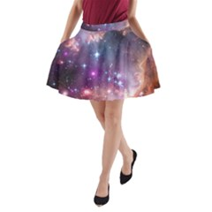 Small Magellanic Cloud A Line Pocket Skirt by SpaceShop
