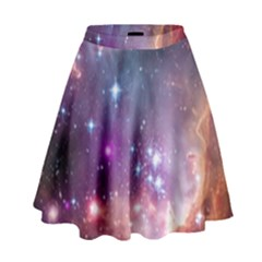 Small Magellanic Cloud High Waist Skirt by SpaceShop