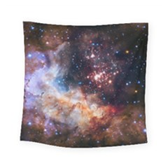 Celestial Fireworks Square Tapestry (small) by SpaceShop