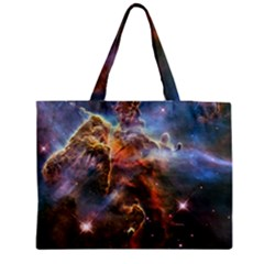 Pillar And Jets Medium Tote Bag by SpaceShop