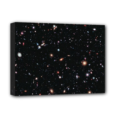 Extreme Deep Field Deluxe Canvas 16  X 12   by SpaceShop