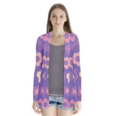 Floral Pattern Cardigans by Valentinaart