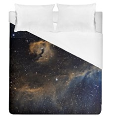 Seagull Nebula Duvet Cover (queen Size) by SpaceShop