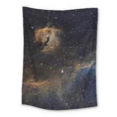 Seagull Nebula Medium Tapestry by SpaceShop