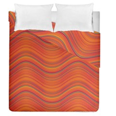 Pattern Duvet Cover Double Side (queen Size)