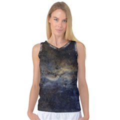 Propeller Nebula Women s Basketball Tank Top by SpaceShop