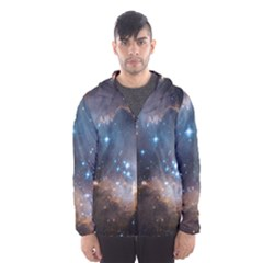 New Stars Hooded Wind Breaker (men)
