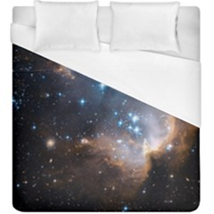 New Stars Duvet Cover (king Size) by SpaceShop