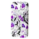 Floral pattern Samsung Galaxy S4 I9500/I9505 Hardshell Case View3