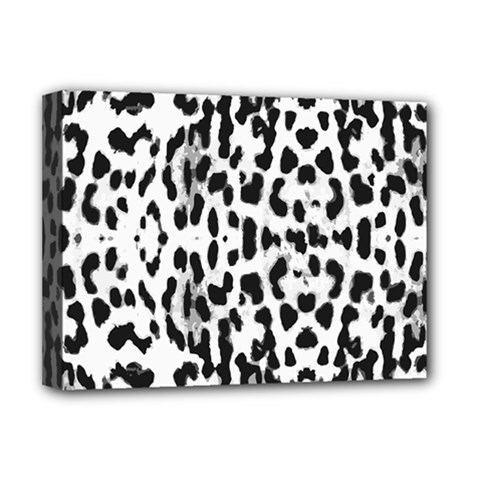Animal Print Deluxe Canvas 16  X 12   by Valentinaart