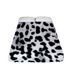 Animal Print Fitted Sheet (full/ Double Size) by Valentinaart