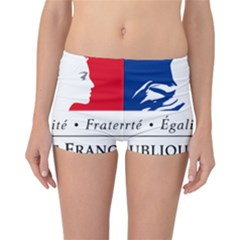 Symbol Of The French Government Reversible Bikini Bottoms by abbeyz71