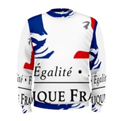 Symbol Of The French Government Men s Sweatshirt by abbeyz71