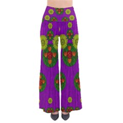 Buddha Blessings Fantasy Pants by pepitasart