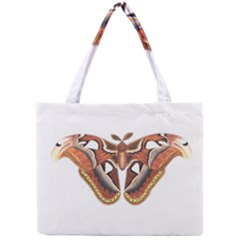 Butterfly Animal Insect Isolated Mini Tote Bag by Simbadda