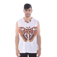 Butterfly Animal Insect Isolated Men s Basketball Tank Top